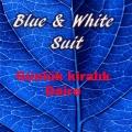 Mersin Blue White Suit
