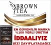 Meltem Brown Tea Esenler