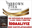 Meltem Brown Tea Esenler