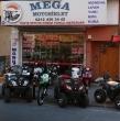 Mega Motosiklet Bağcılar