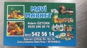 Mavi Market Bakırköy