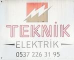 Teknik Elektrik Beyoğlu