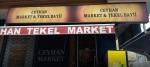 Ceyhan Tekel Market Küçükcekmece
