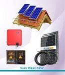 güneş paneli sistemi